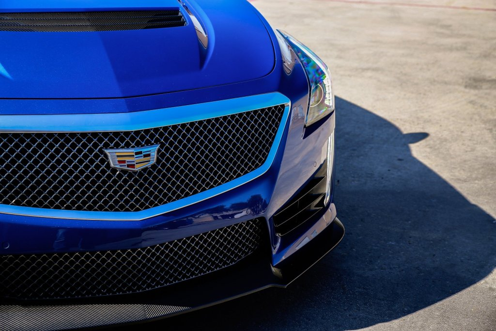 Paint Protection Film (PPF) And Ceramic Paint Coating For Cadillac CTS-V 4