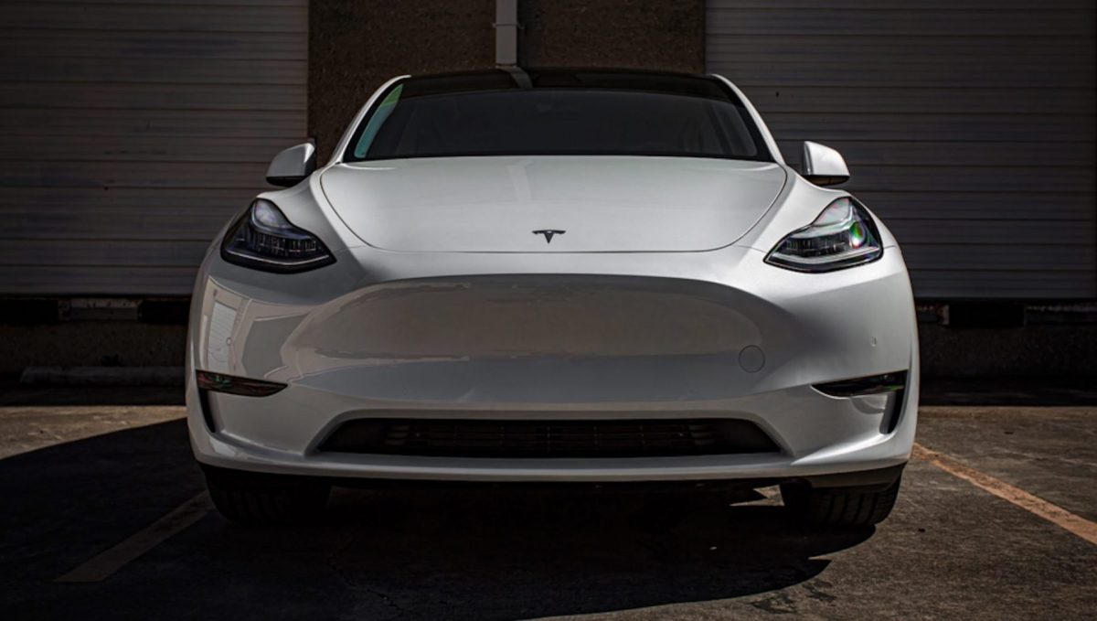 Tesla Model Y Gets SunTek Paint Protection Film & 3M Ceramic Window Tint - Paint Protection Film and Window Tinting in San Antonio, Texas 2