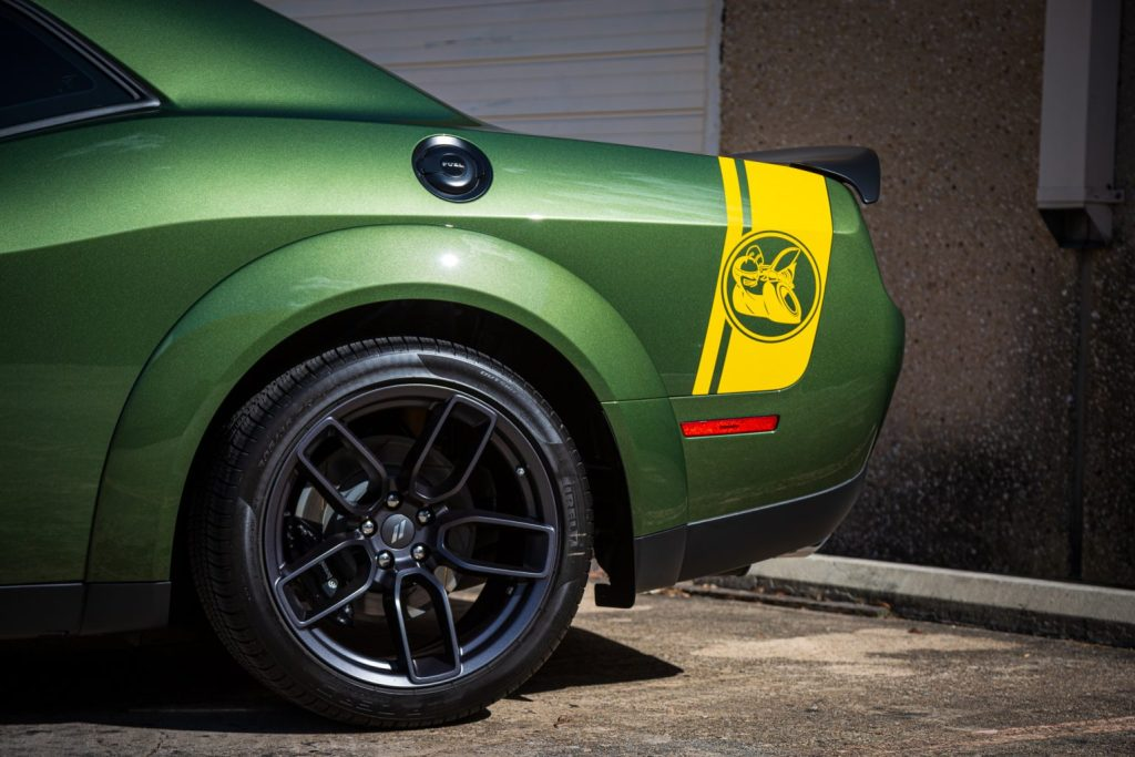 Challenger Has Us Green With Envy With Automotive Protection Package 3