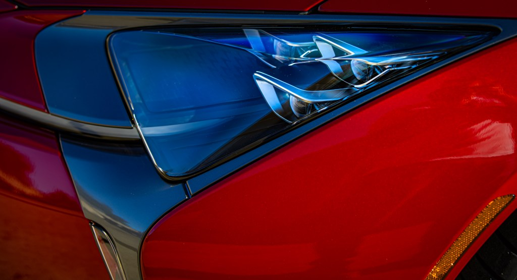 Vehicle Paint Protection Film and Ceramic Paint Coating For Lexus LC500 - Paint Protection Film in San Antonio, Texas 3