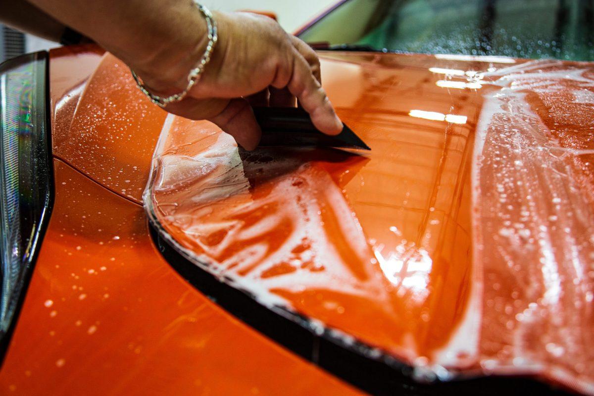 Chevrolet Corvette C8 Receives SunTek Reaction PPF & Ceramic Coating 3