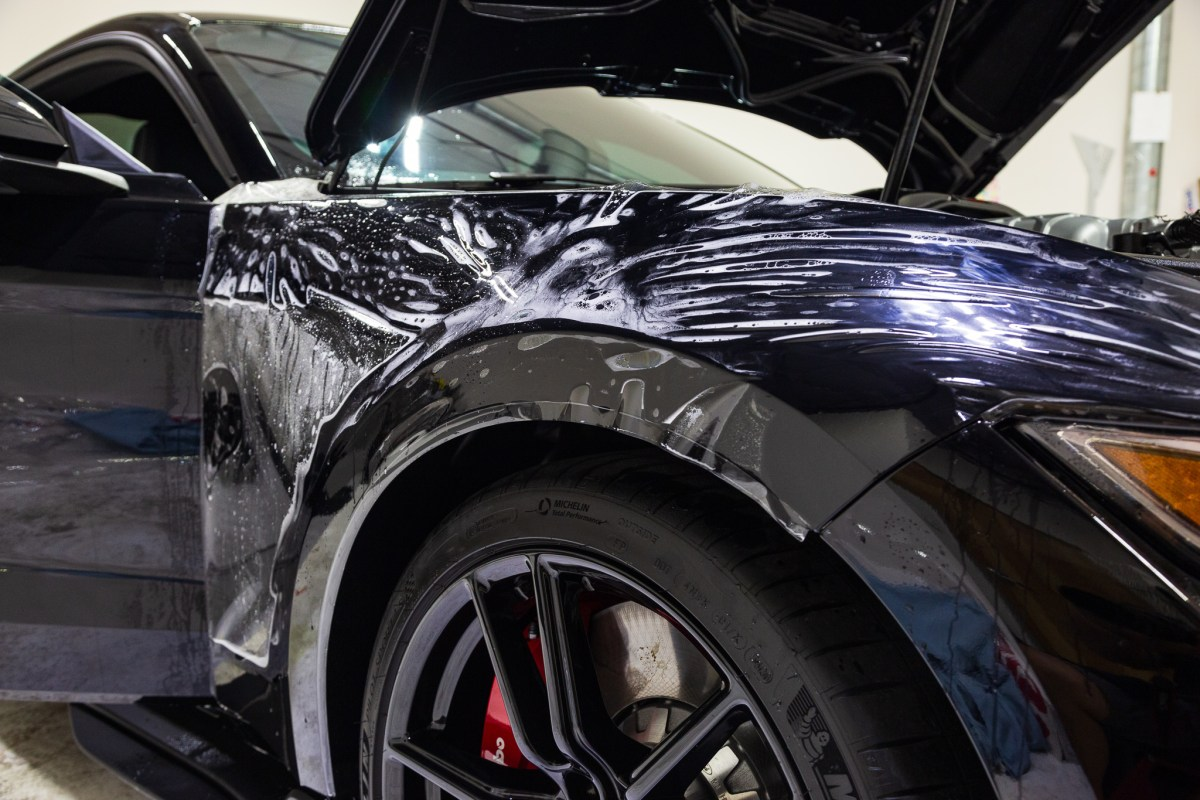Mustang GT500 Gets Full Car PPF Wrap, Ceramic Coating & Window Tint - SunTek Paint Protection Film