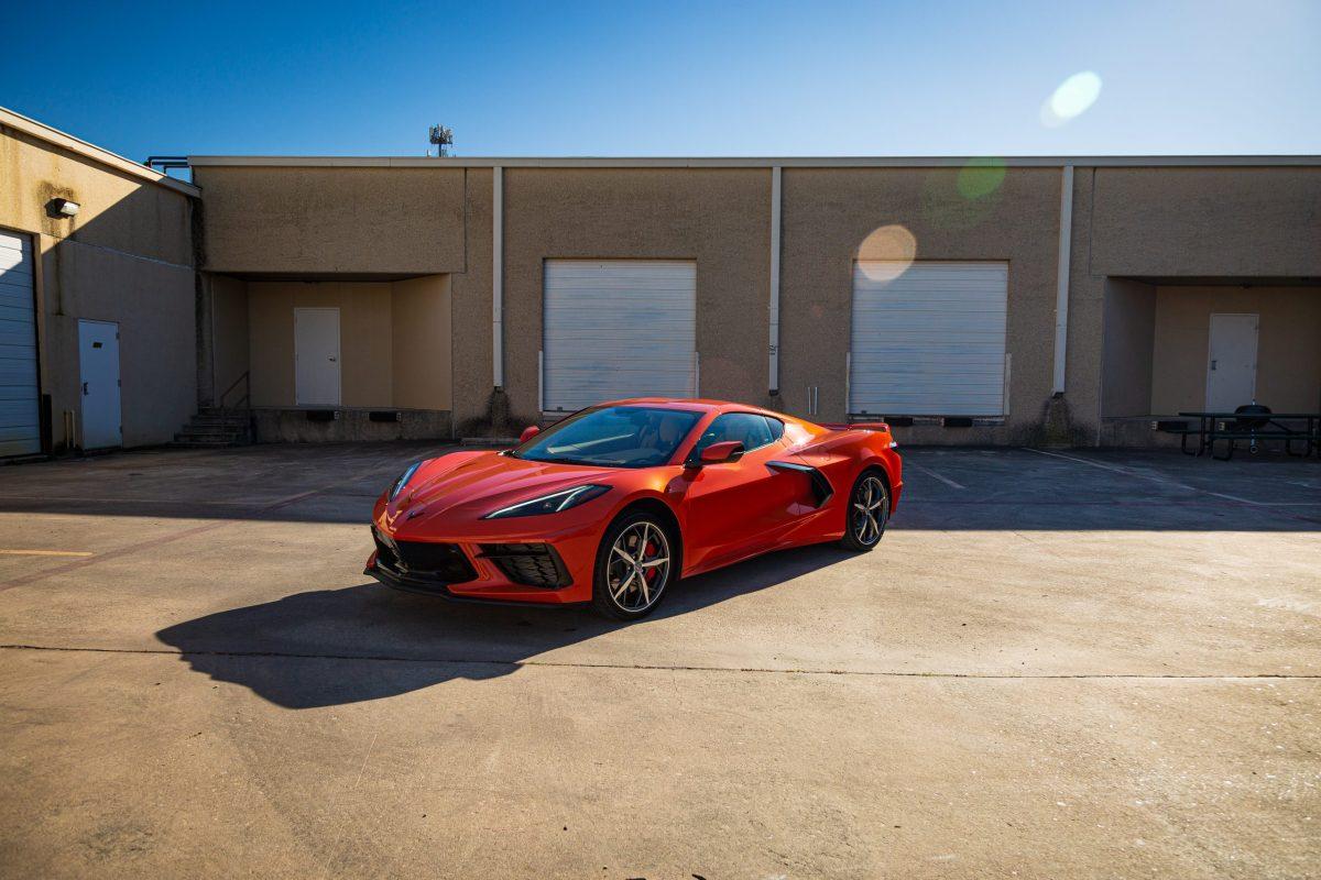 Chevrolet Corvette C8 Receives SunTek Reaction PPF & Ceramic Coating