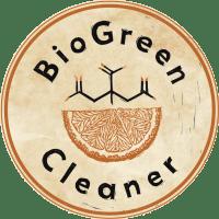 biogreen cleaner logo half orange slice