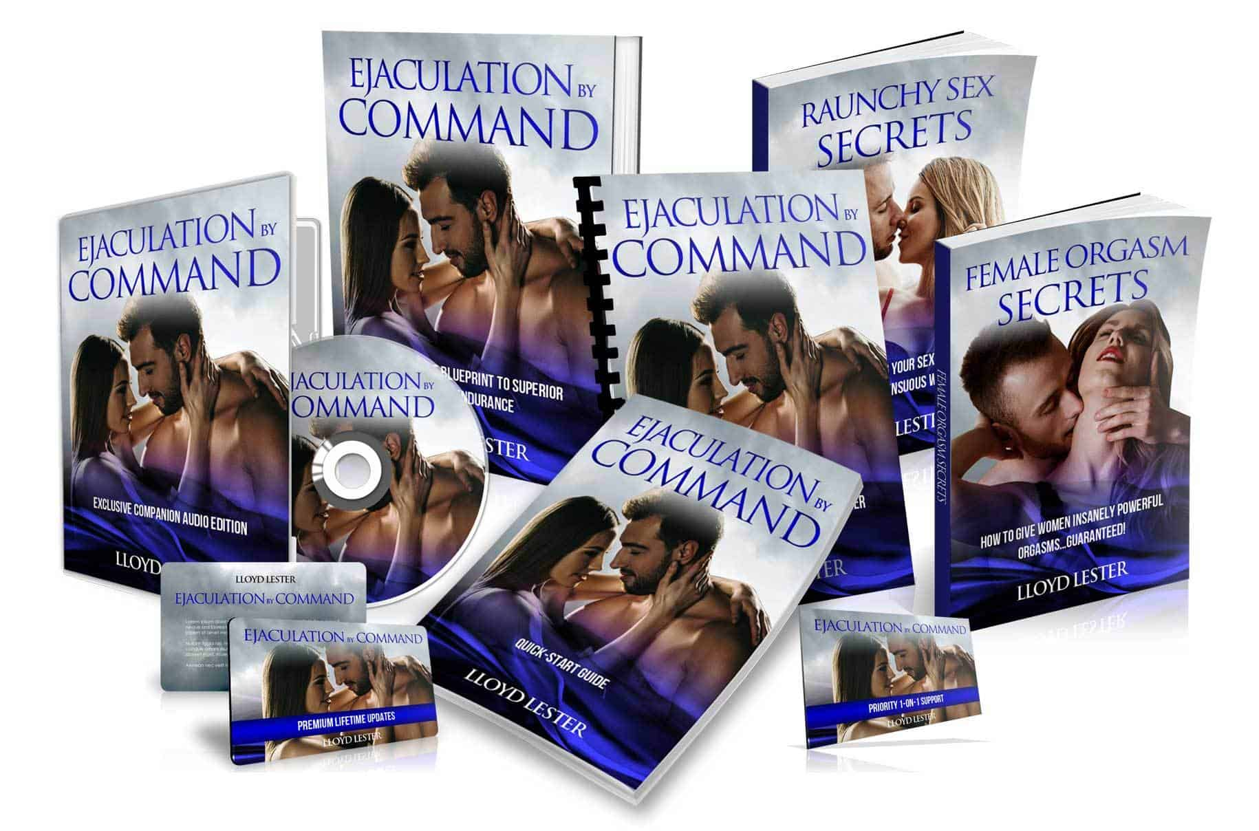 Lloyd Lesters Ejaculation By Command Review