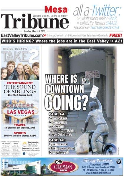East Valley Tribune