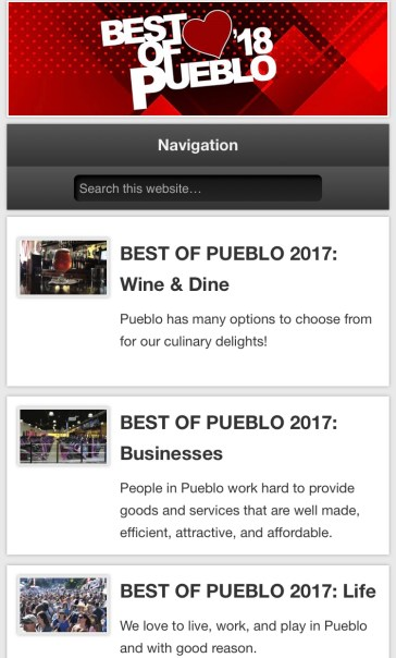 Best of Pueblo mobile