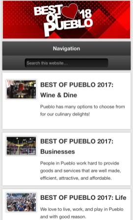 Best of Pueblo mobile