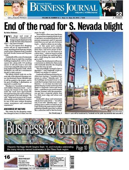 Colorado Springs Business Journal