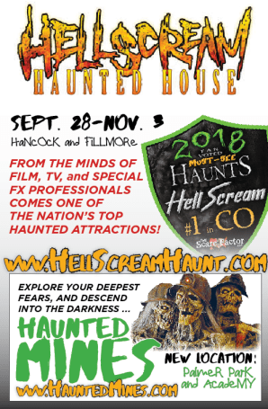 Hellscream Haunted House