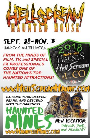 Hellscream Haunted House