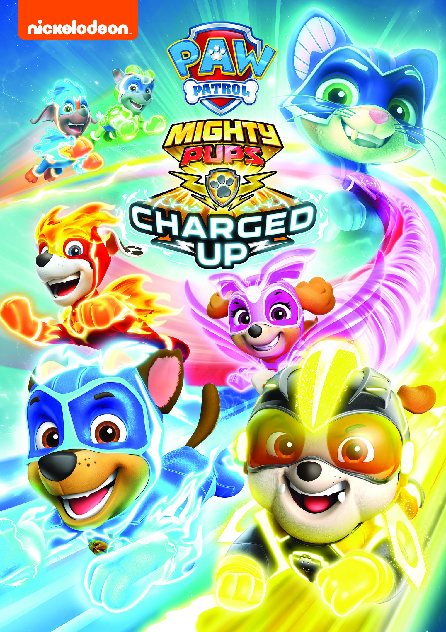 Who Is The New Paw Patrol Pup : patrol, Patrol:, Mighty, Charged, Activites, More!, Sweet