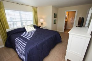 Royale Palm Model Bedroom at Storey Lake