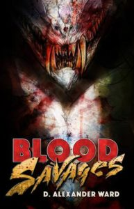 Ward Blood Savages cover