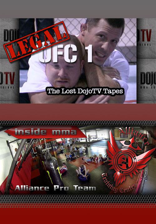 UFC 1 - Alliance