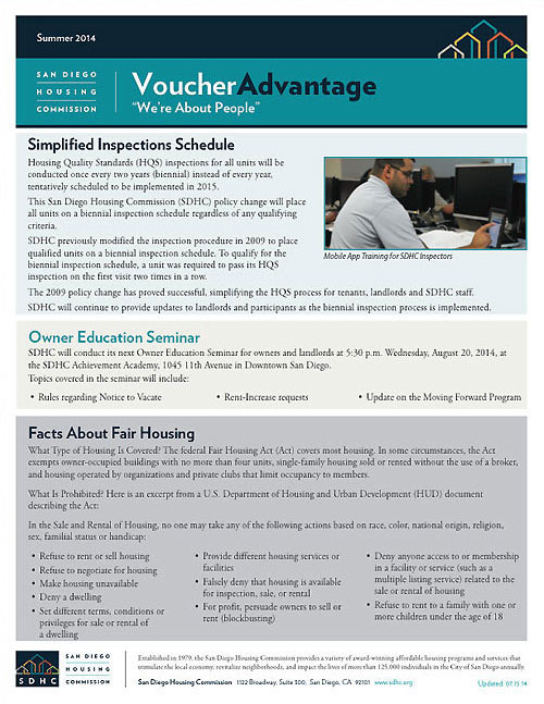 Voucher Advantage Flyer