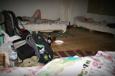 rest w hostelu