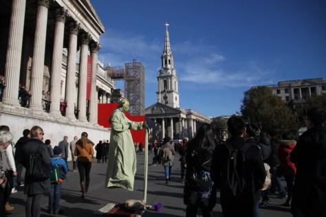 Londyński performer