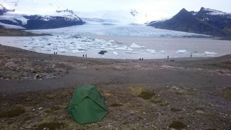 lodowiec Vatnajokull