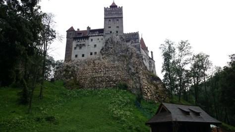 zamek Drakulii
