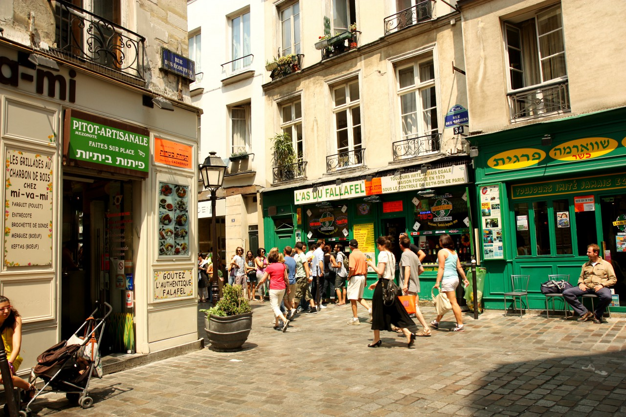 巴黎 瑪黑區 : 沼澤崛起的設計新趨勢 - JAZKO