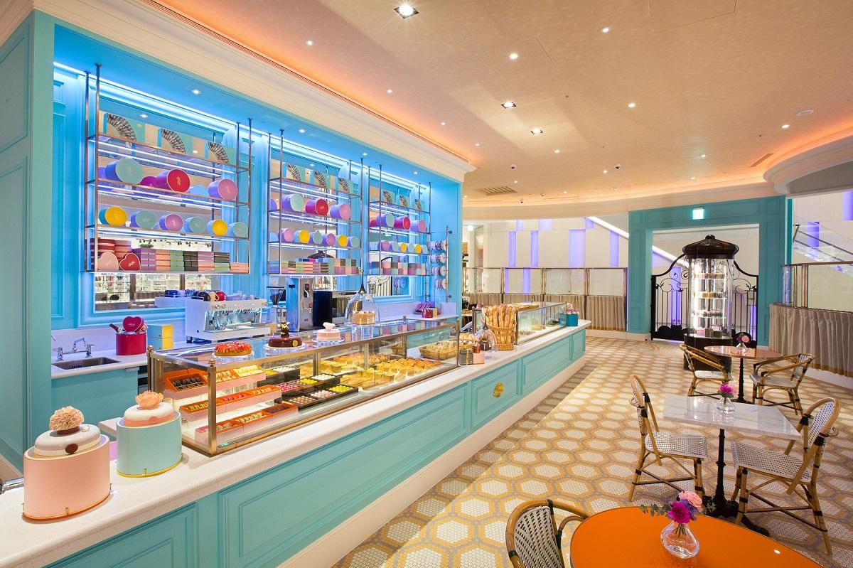 文華餅房 |首間館外甜點店進駐臺北大直新地標 ATT 4 Recharge - JAZKO