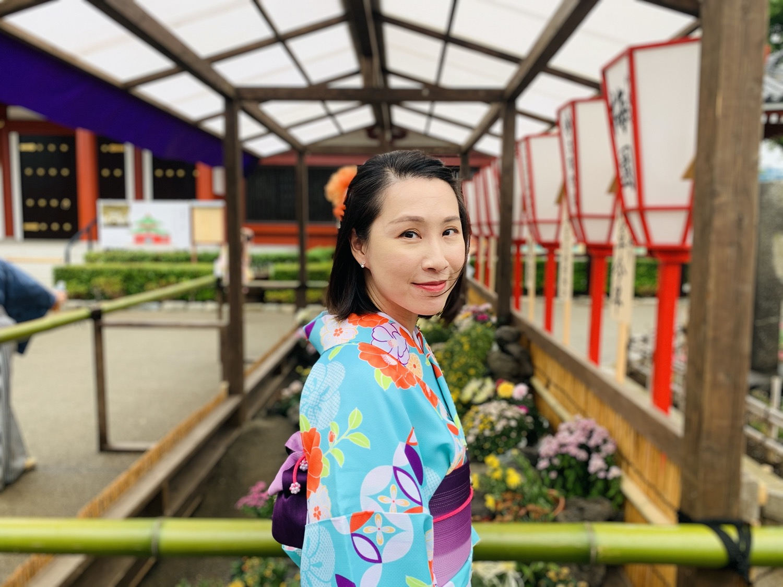 東京和服體驗 (11) - JAZKO