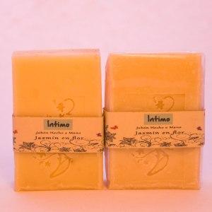 Jabón natural intimo