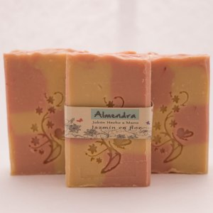Jabón Natural de Almendra