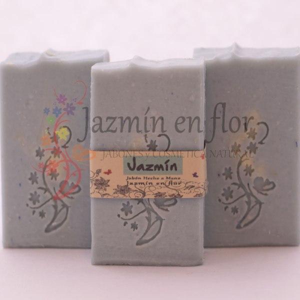 Jabón natural de Jazmín