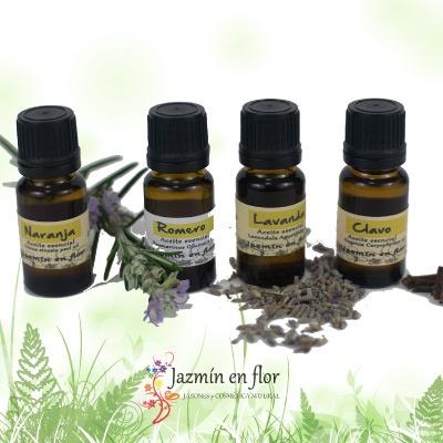 Aceite Esencial Aromaterapia Jazmín en flor