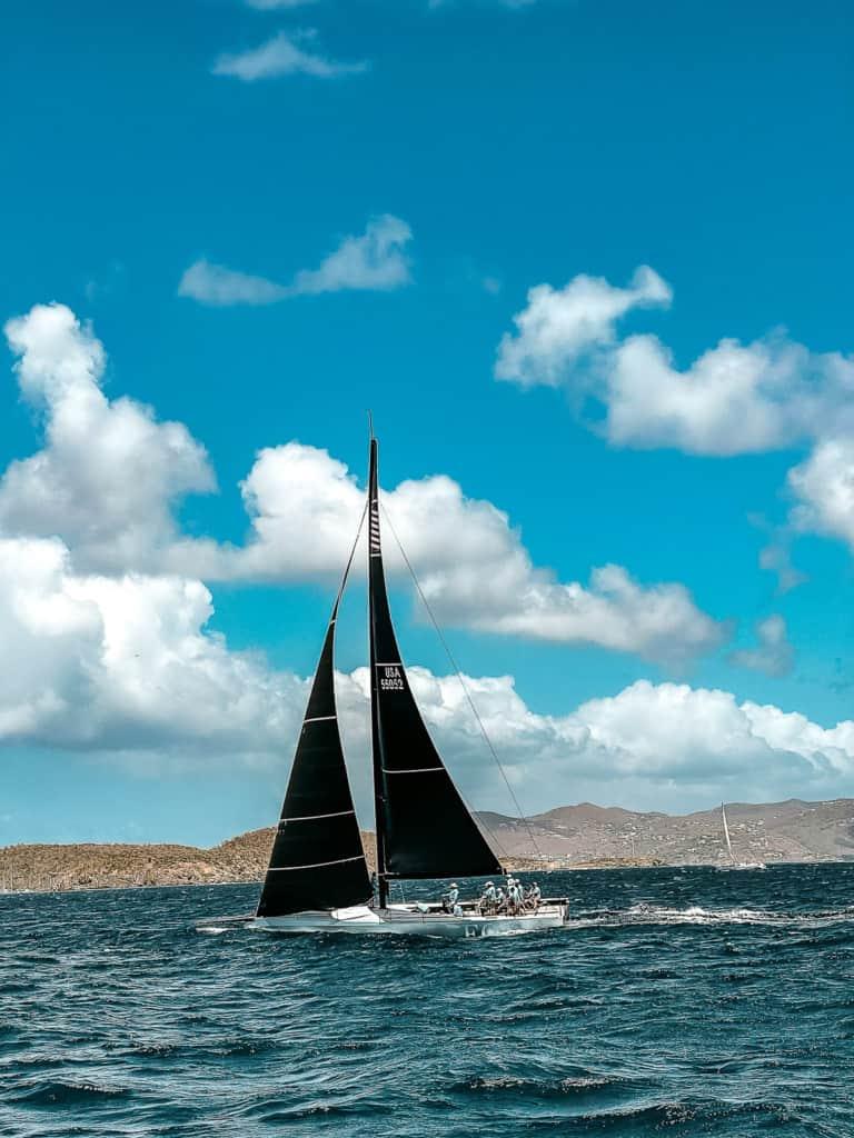 Fox Sail Boat