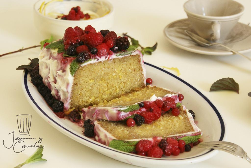 *PLUM CAKE AL LIMòN* - _PLUM CAKE AL LIMONE_