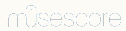 無料の楽譜作成ソフトMuseScore