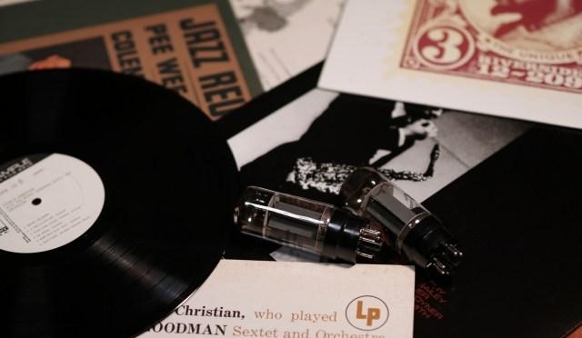 ジャズレコードと真空管