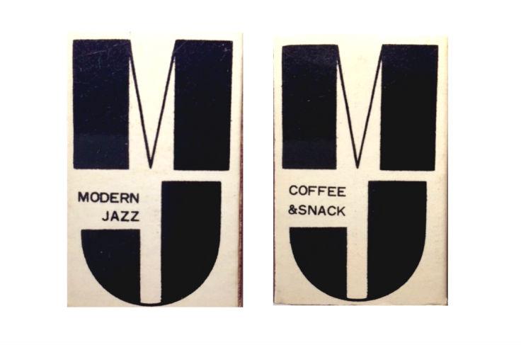 ジャズ喫茶のマッチ 中部
