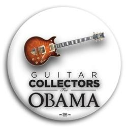 Obama guitar