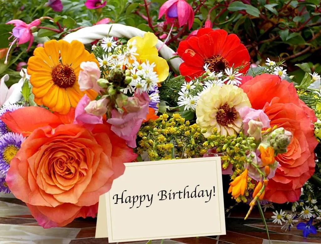 birthday flowers jazz bouquet