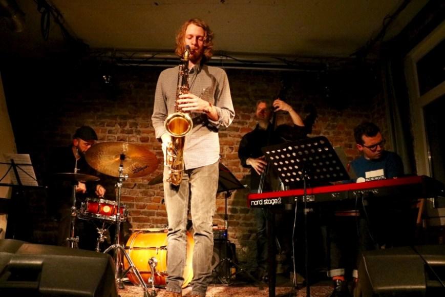 Lennart Allkemper Quartett im ROXI 1