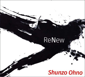 Shunzo Ohno Renew Cover