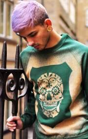 hair color skin
