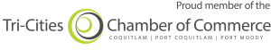 Chamber logo - member of- linear