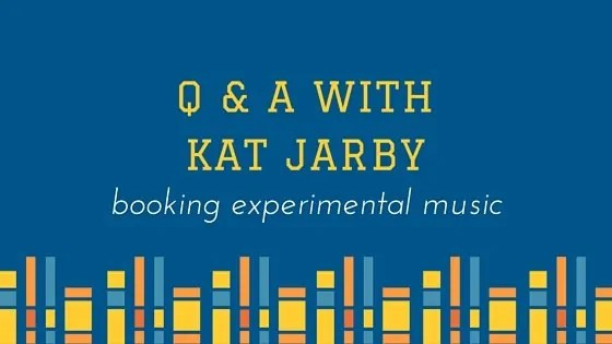 Interview with Danish music agent Kat Jarby