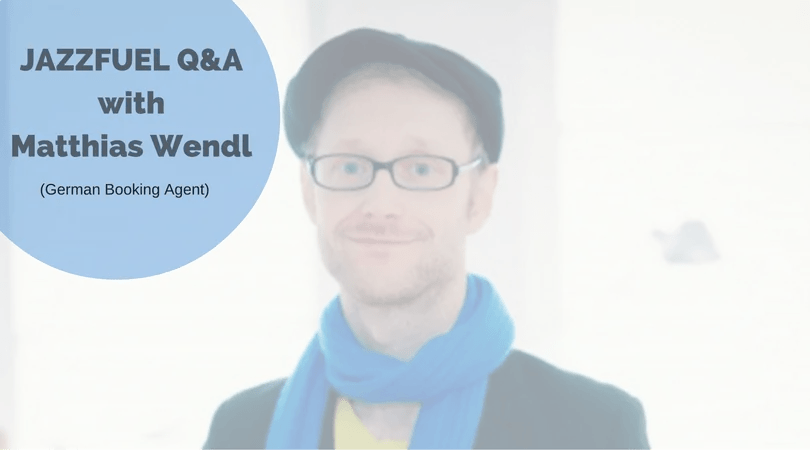 Q&A with German booking agent Matthias Wendl