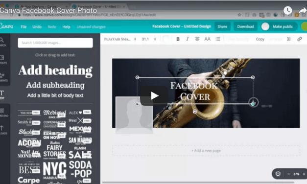 #Jazzhack – Pro Facebook Cover Photos in 2 Minutes