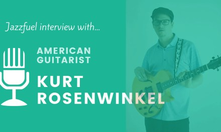 """Interview with Kurt Rosenwinkel <br>""""one of the most influential musicians of his generation!"""""""