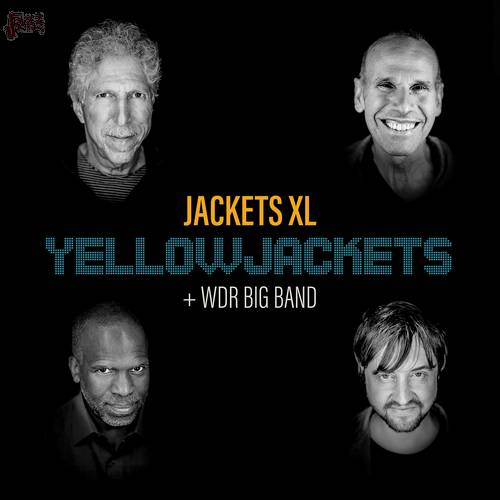 Jackets XL-Yellowjackets +WDR Big Band
