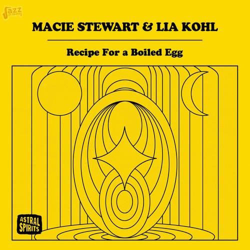 Recipe for a boiled egg - Macie Stewart & Lia Kohl