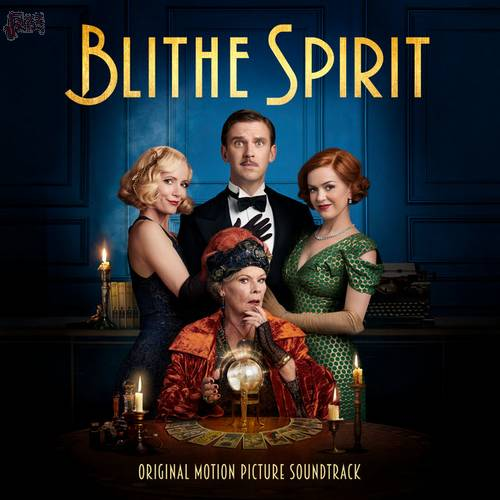 Out of my control (from Blithe Spirit O.S.T.) - Gregory Porter
