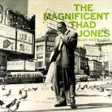 Thad Jones - The Magnificent Thad Jones - 1956a